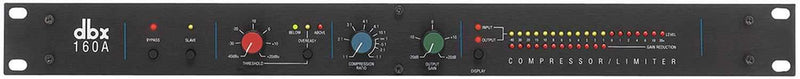 DBX 160A Single Channel Compressor Limitor - PSSL ProSound and Stage Lighting
