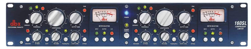 DBX 160SL Blue Series Compressor Limiter - PSSL ProSound and Stage Lighting