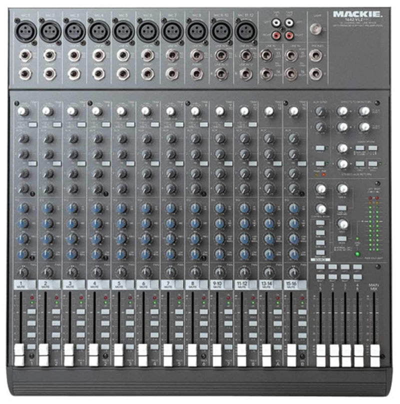Mackie 16 Channel 4Bus Mixing Console - PSSL ProSound and Stage Lighting