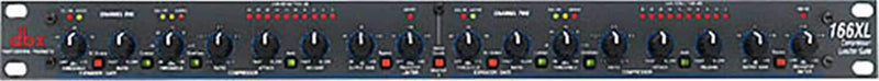 DBX 166-XL Dual Compressor Limiter Gate - ProSound and Stage Lighting