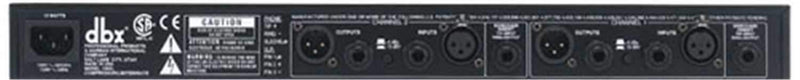 DBX 166-XL Dual Compressor Limiter Gate - PSSL ProSound and Stage Lighting