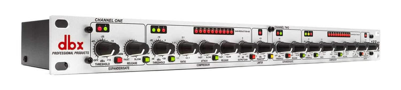 DBX 166XS Dual Compressor Limiter Gate - PSSL ProSound and Stage Lighting