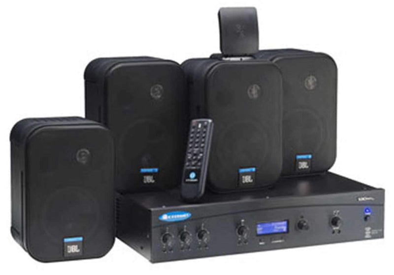 Crown 180MAX-PACK Commercial System With XM Radi - PSSL ProSound and Stage Lighting