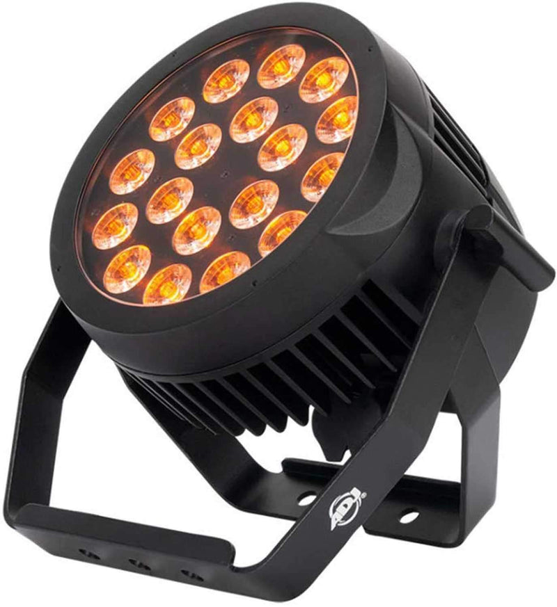 ADJ American DJ 18P Hex IP 18x12W RGBAW Plus UV IP65 Rated LED Par Light - PSSL ProSound and Stage Lighting
