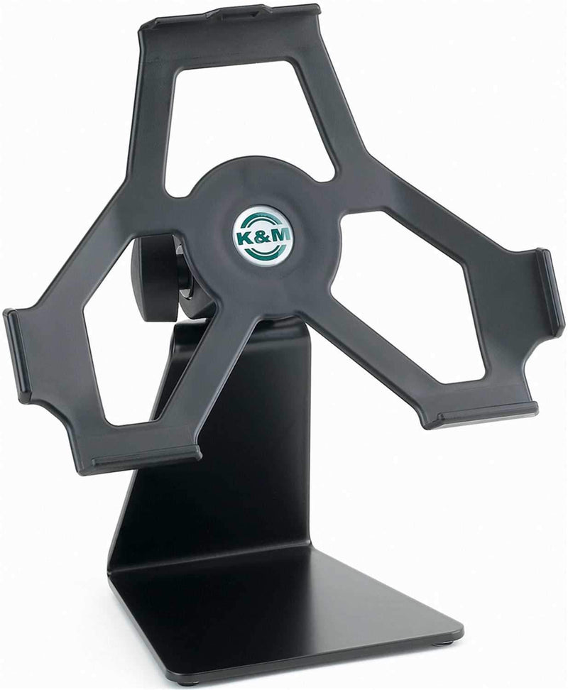 K&M 19752 iPad-2 Desk Or Table Mount Holder - PSSL ProSound and Stage Lighting