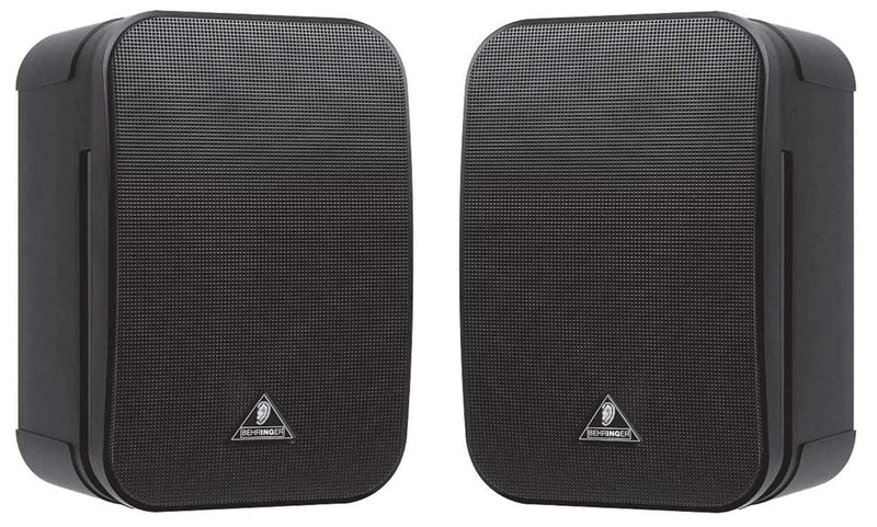 Behringer 1CBK Compact Monitor Speaker Blk (pair) - PSSL ProSound and Stage Lighting