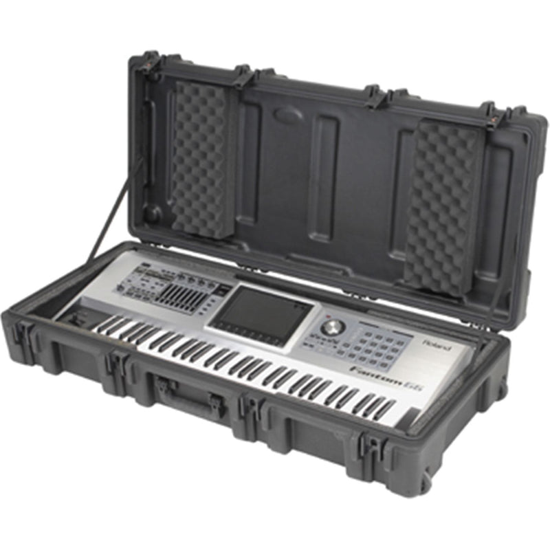 SKB 1R4417W Roto ATA 61 Note Keyboard Case - PSSL ProSound and Stage Lighting