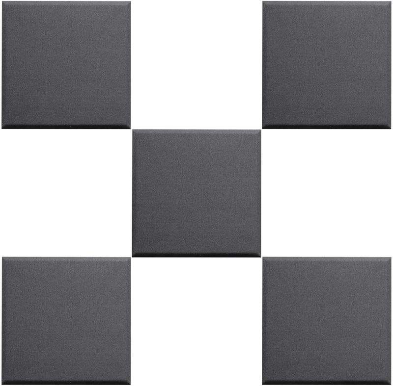 Primacoustic 1-Inch Scatter Block Panel 12x12x1 Black - PSSL ProSound and Stage Lighting