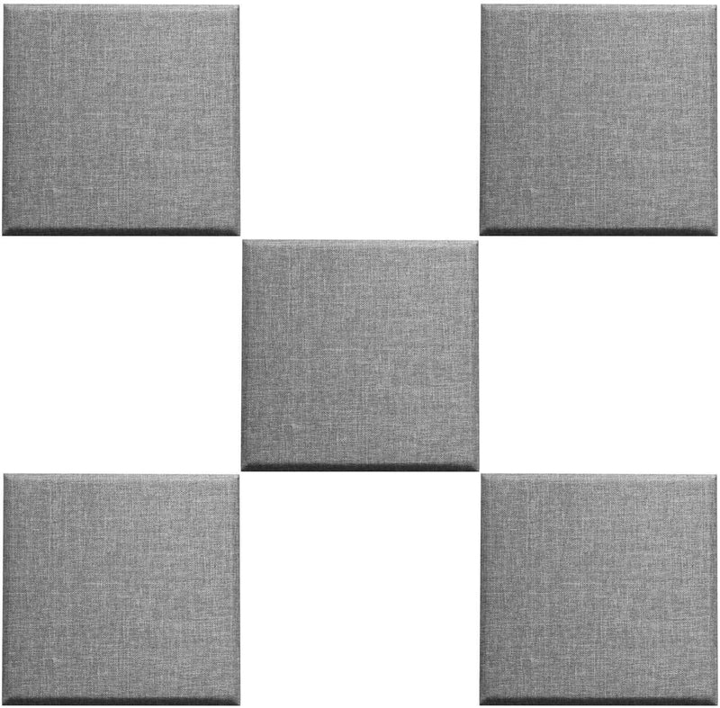 Primacoustic 1-Inch Scatter Block Panel 12x12x1 Grey - PSSL ProSound and Stage Lighting