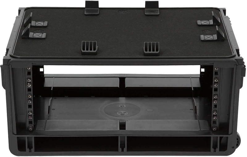 SKB 1SKB-iSF4U Injection Molded Laptop/4U Rack - PSSL ProSound and Stage Lighting