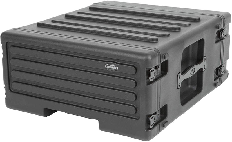 SKB 1SKB-R4UW 4U Roto Molded Rolling Rack - PSSL ProSound and Stage Lighting