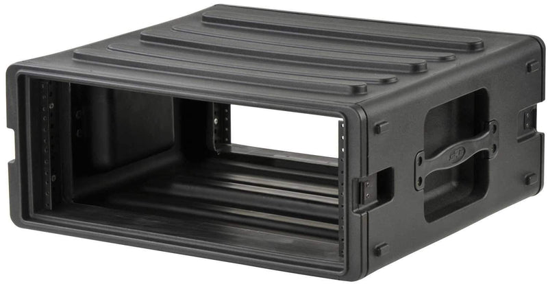 SKB 1SKB-R4U 4U Space Roto Molded Rack Case - ProSound and Stage Lighting
