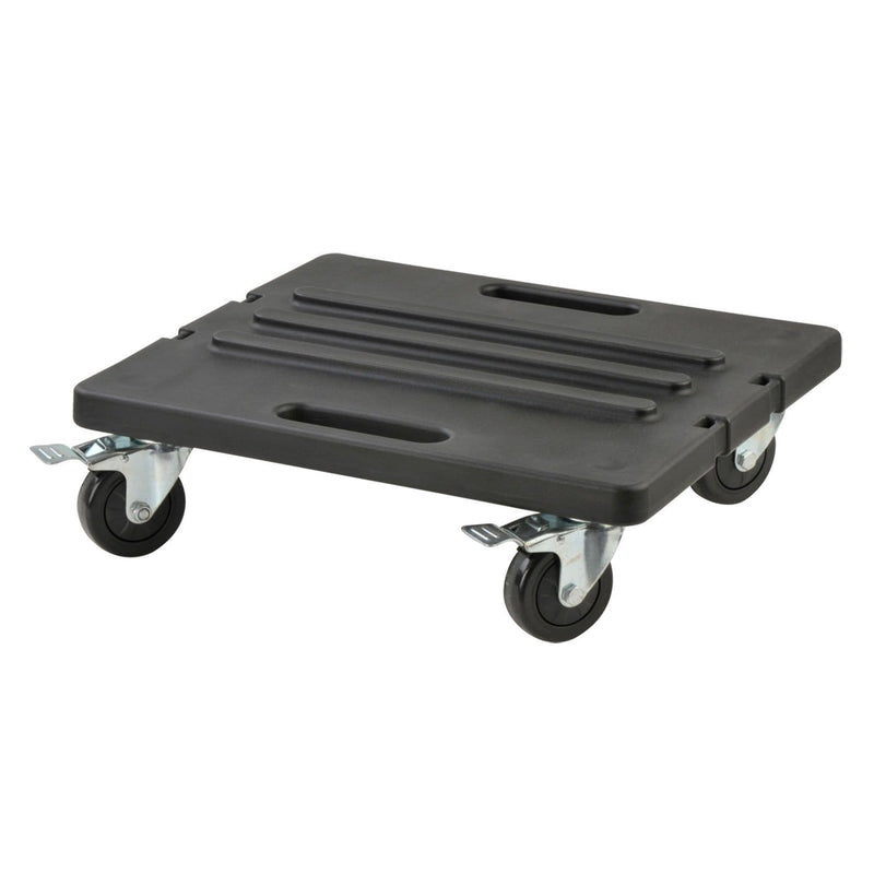 SKB 1SKB-RCB Roto Molded Caster Board w 4In Wheels - ProSound and Stage Lighting