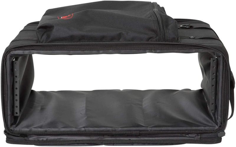 SKB 1SKB-SC193U 3U Soft Rack Case with Straps - PSSL ProSound and Stage Lighting