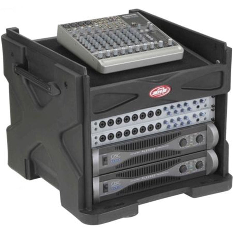 SKB 1SKB19R1006V Mini Gig Rig with Pop Up Rack - PSSL ProSound and Stage Lighting