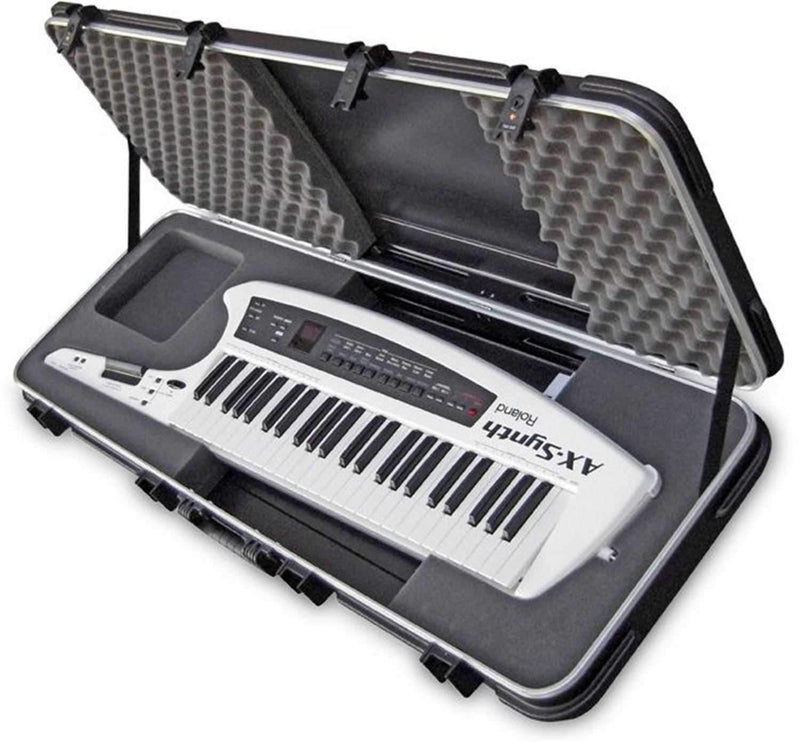 SKB 1SKB44AX Hardshell Case for Roland AX-Synth - ProSound and Stage Lighting
