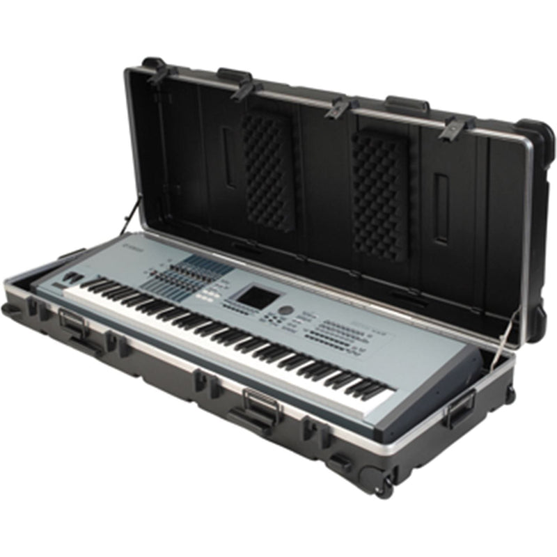 SKB 1SKB6118W ATA 88 Note Large Keyboard Case - ProSound and Stage Lighting