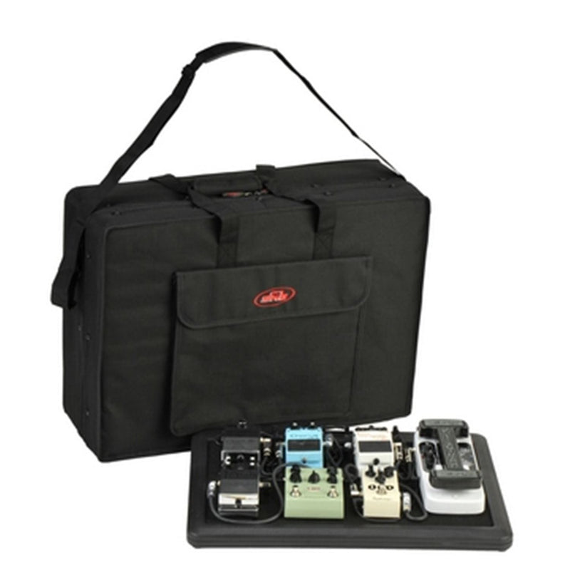SKB 1SKBPS8PRO Dlx Pwrd Pedalboard with 1SKB2316 Case - PSSL ProSound and Stage Lighting