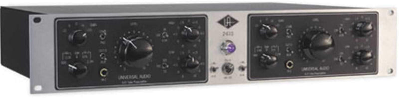 Universal Audio 2-610 2-Ch Tube Mic Pre with EQ - PSSL ProSound and Stage Lighting