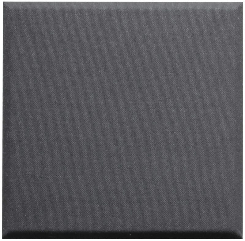 Primacoustic 2-Inch Control Cube Panel Beveled Black - ProSound and Stage Lighting