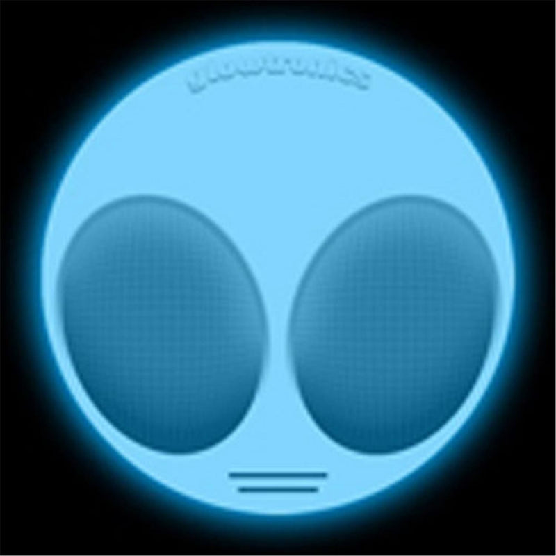 Glowtronics Glow-in-the Dark Slipmat - Alien - PSSL ProSound and Stage Lighting