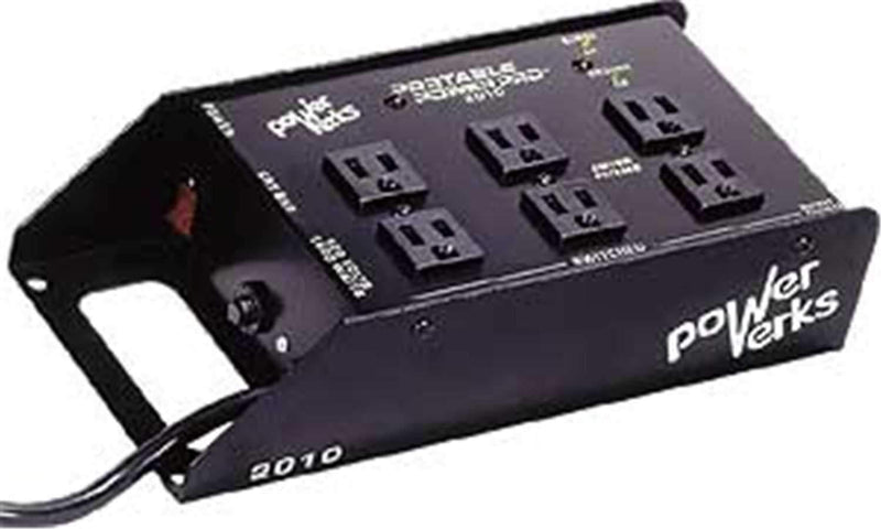 PowerWerks 2010 Portable Power Conditioner - PSSL ProSound and Stage Lighting
