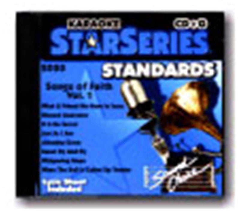 Sound Choice Star Karaoke Old Time Favorites - ProSound and Stage Lighting