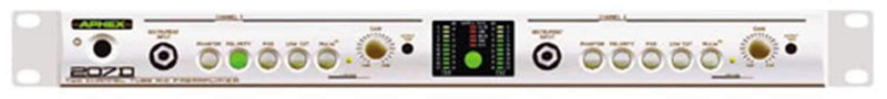 Aphex 207D Tube Mic/Instrument Preamp 2 Channel - ProSound and Stage Lighting
