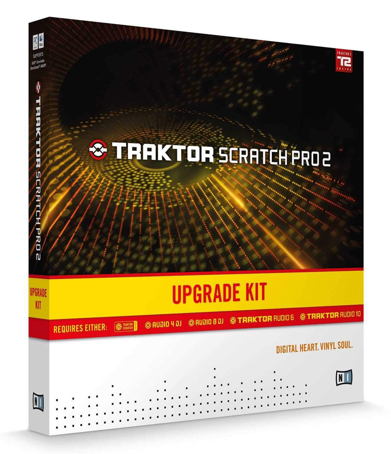 NI Traktor Pro 2 Upgrade From Traktor Pro - PSSL ProSound and Stage Lighting