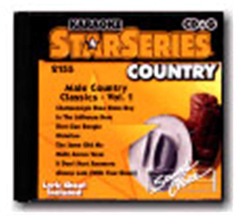 Sound Choice Star Karaoke Male Country Hits Vol 9 - ProSound and Stage Lighting