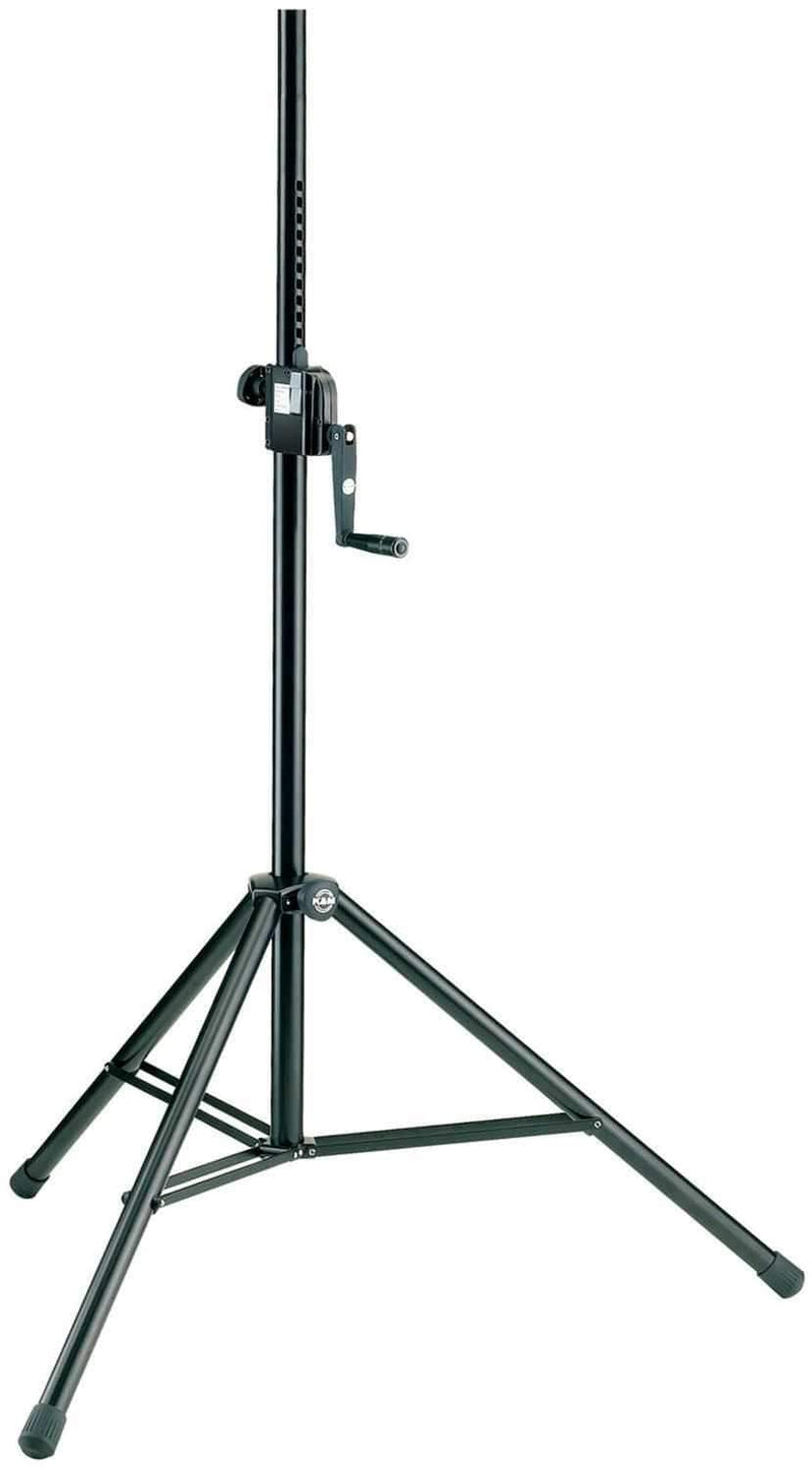 K&M 2130000955 Professional Crank Up Speaker Stand - PSSL ProSound and Stage Lighting