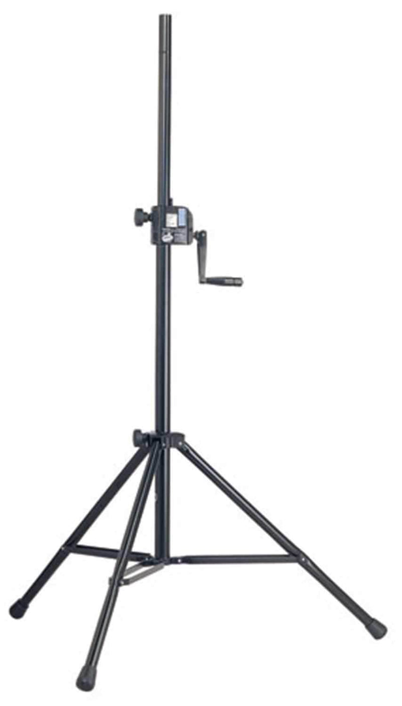 K&M 2130200055 Pro Medium Duty Speaker Stand - PSSL ProSound and Stage Lighting