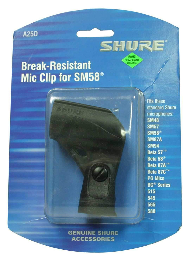 Shure Mic Stand Adapter For Sm58, Sm57, Sm87 - PSSL ProSound and Stage Lighting