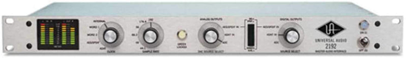 Universal Audio 2192 2-Channle A/D D/A Converter - PSSL ProSound and Stage Lighting