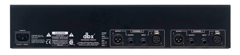 DBX 231S Dual 31 Band Graphic EQ - PSSL ProSound and Stage Lighting