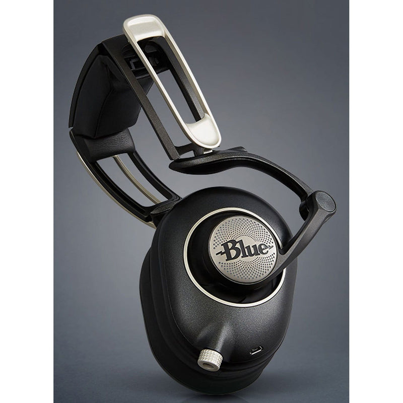 Blue Sadie Premium Headphones with Built-In Amp - PSSL ProSound and Stage Lighting