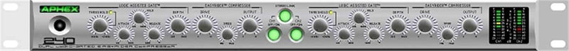 Aphex 240 Dual Logic-Assisted Gated/ Compressor - ProSound and Stage Lighting