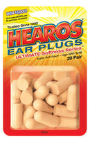Ultimate Soft Foam Ear Plugs - 20 Pair Bonus Pack - PSSL ProSound and Stage Lighting