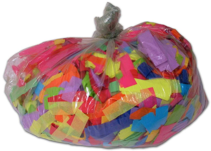 CITC Speed Load Tissue Confetti - Rainbow - ProSound and Stage Lighting