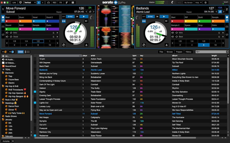 Serato DJ Essential Software Download - PSSL ProSound and Stage Lighting