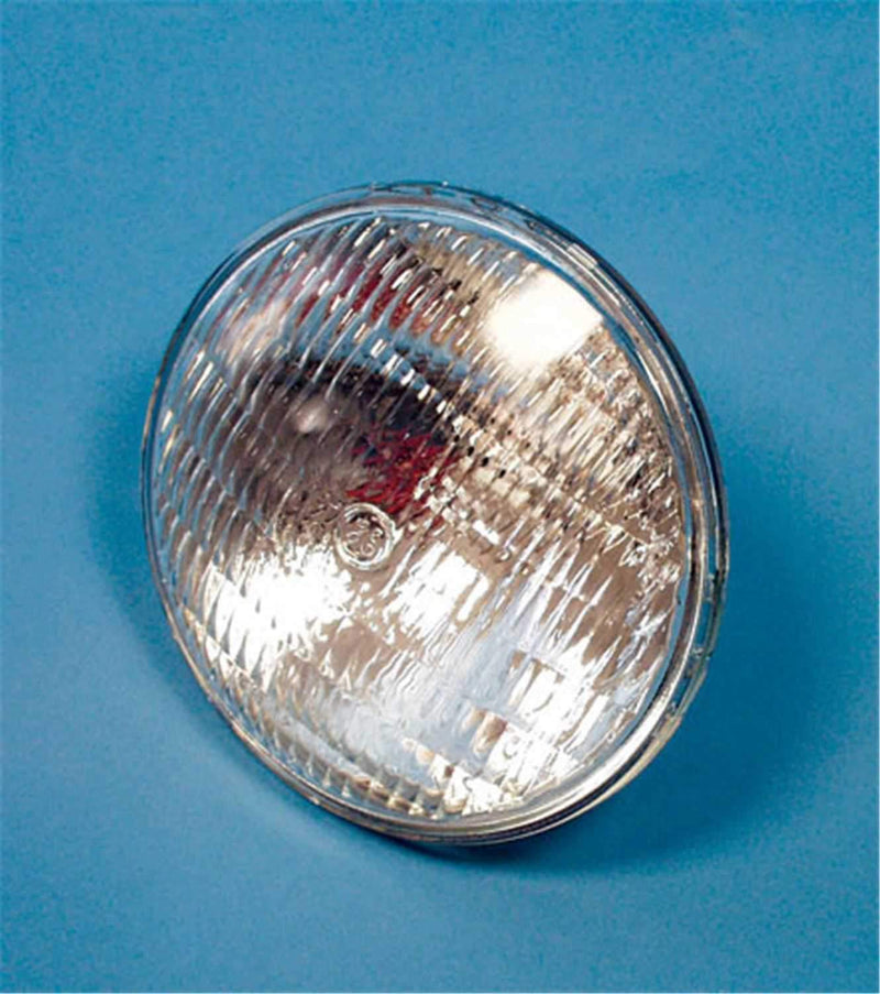GE PAR56 300W 120V Sealed Beam Lamp with Wide Flood - ProSound and Stage Lighting