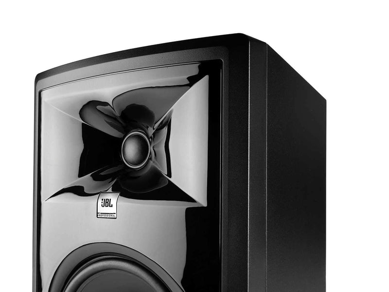 JBL 3 Series 306P MKII 6-inch Powered Studio Monitor (single) - PSSL ProSound and Stage Lighting