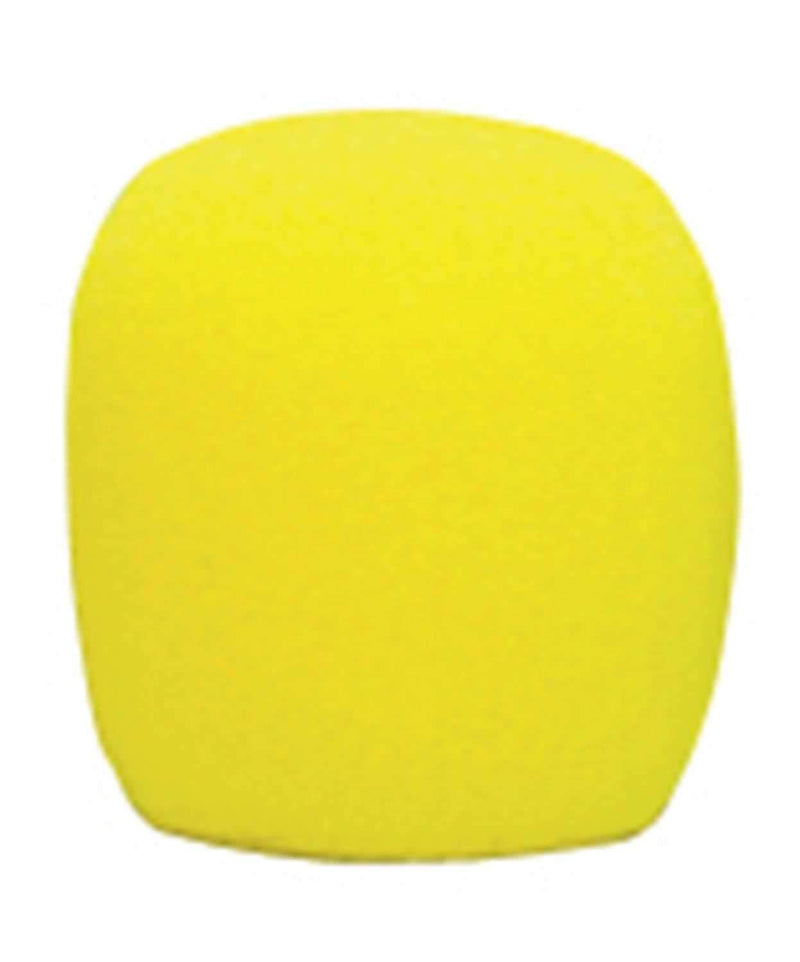 Astatic Small Windscreen (Yellow) - ProSound and Stage Lighting