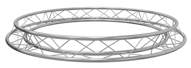 Triangle 9-In Truss F23 4Arc Circle 9.84Ft (3.0M - PSSL ProSound and Stage Lighting