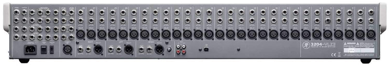 Mackie 3204-VLZ3 32 Channel 4 Bus Premium Mixer - PSSL ProSound and Stage Lighting