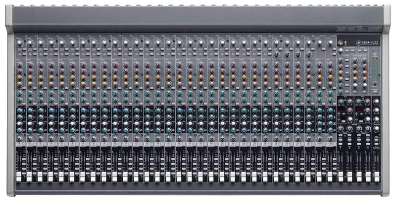 Mackie 3204-VLZ3 32 Channel 4 Bus Premium Mixer - ProSound and Stage Lighting