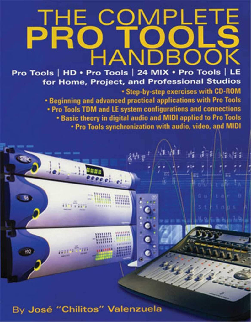 Hal Leonard 331012 Complete Guide To Protools - PSSL ProSound and Stage Lighting
