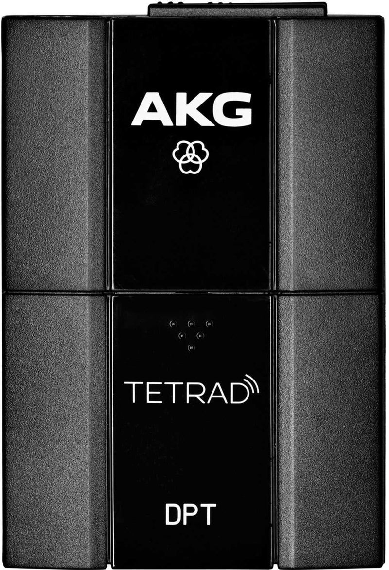 AKG DPT Tetrad Wireless Bodyback Transmitter - PSSL ProSound and Stage Lighting