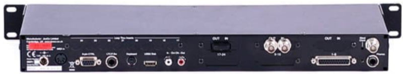 JoeCo Blackbox BBR64-MADI 64-Ch Player/Recorder - ProSound and Stage Lighting
