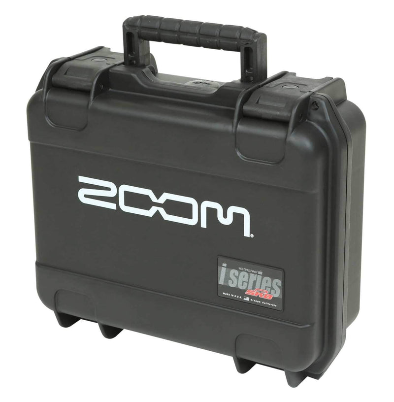 SKB 3I-1209-4-H6B Molded Case for Zoom H6 with Mic - PSSL ProSound and Stage Lighting